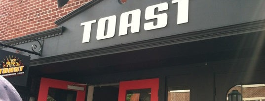 Toast is one of Restaurant.