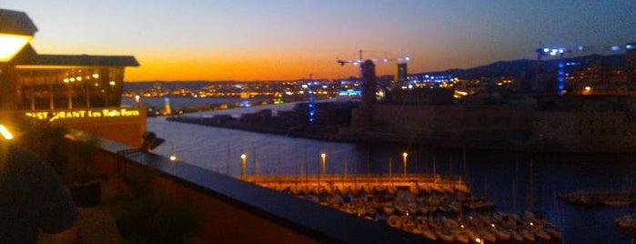 Hotel Sofitel Marseille Vieux Port is one of 36 hours in...Marseille.