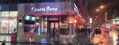 Caffé Bene is one of Coffee.