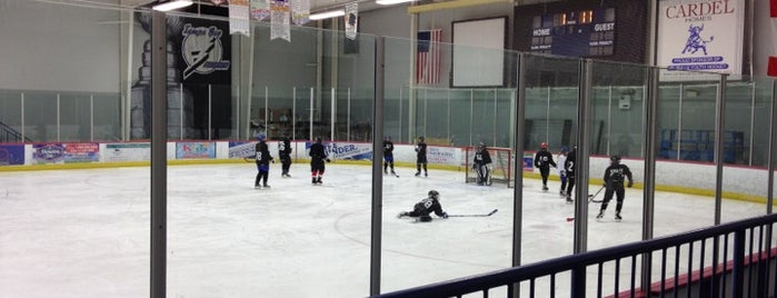 Ice Sports Forum is one of Things to do in Tampa Bay.