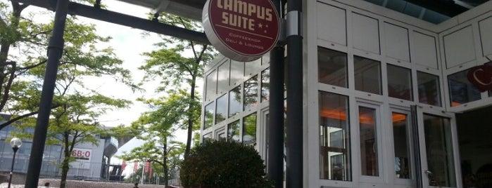 Campus Suite is one of WiFi Hotspots Kiel.