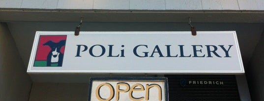 Poli Gallery is one of Provincetown.