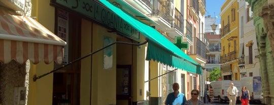 La Giganta is one of Restaurantes.