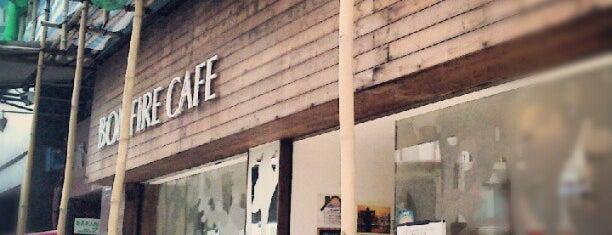 Bonfire Café 靈火咖啡園 is one of Coffee.
