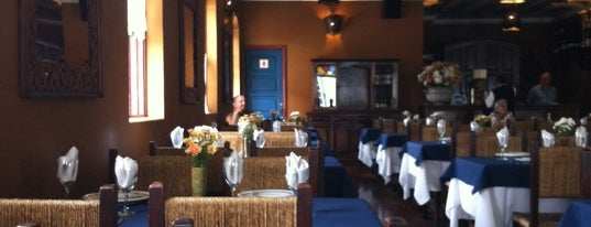 Restaurante Casa do Ouvidor is one of Rango.