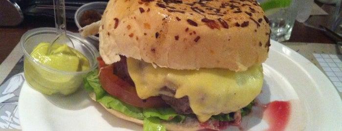 General Prime Burger is one of Hamburguerias.