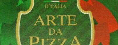 Arte da Pizza is one of Restaurantes e Lanchonetes (Food) em João Pessoa.