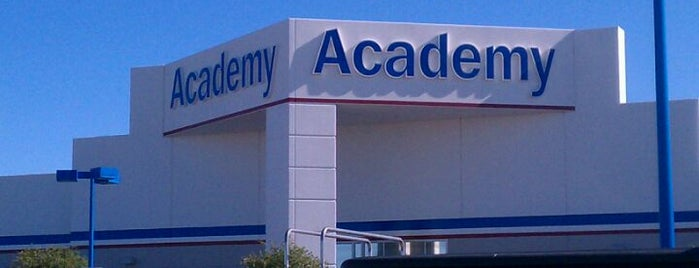 Academy Sports + Outdoors is one of The 15 Best Places for Biking in San Antonio.