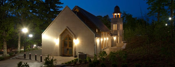 Chandler Memorial Chapel is one of Campus Tour.