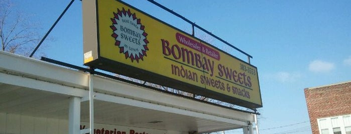 Bombay Sweets is one of places i frequent.