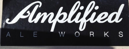 Amplified Ale Works is one of SD Breweries.