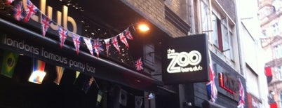 Zoo Bar & Club is one of Bars & clubs - London.