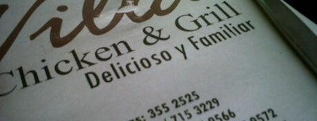 Villa Chicken & Grill is one of Restaurantes Imperdibles.