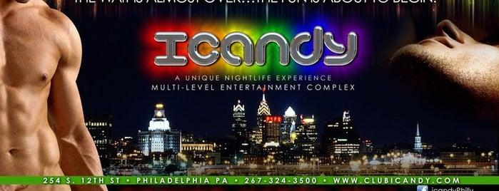 iCandy Nightclub is one of Nightlife.