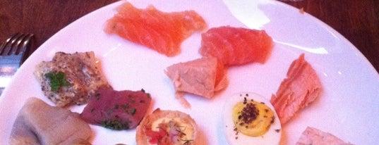Aquavit is one of The Platt 101: NYC's Best Restaurants.