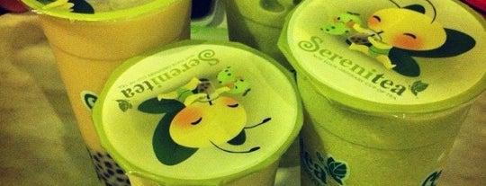 Serenitea is one of Best Bubble Tea Stores in Manila.