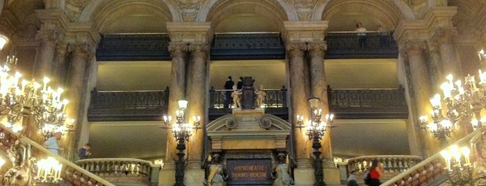 Opéra Garnier is one of Best of World Edition part 2.