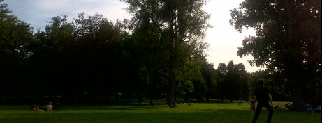 Grüneburgpark is one of Must-visit Parks & Outdoors in Frankfurt.