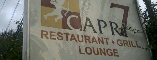 Capri7 is one of my spots.