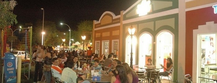 Praça da Convivência is one of Favorite Food.