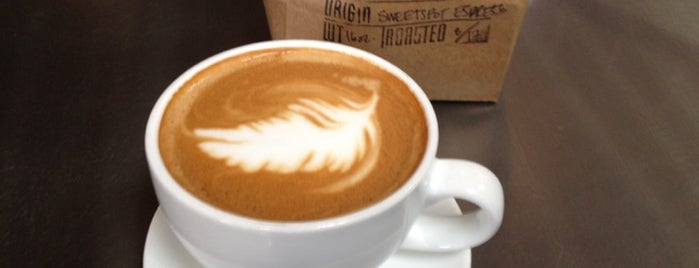 Bold Bean Coffee is one of Jacksonville Hometown Eats.