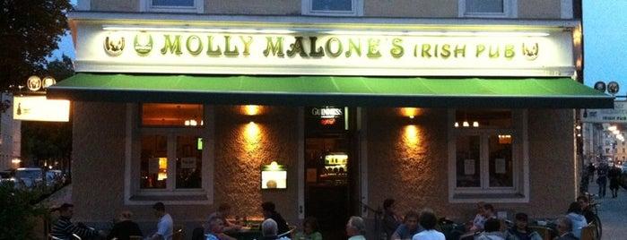 Molly Malone's is one of Munich AfterWork Beer - Hau di hera, samma mehra!.