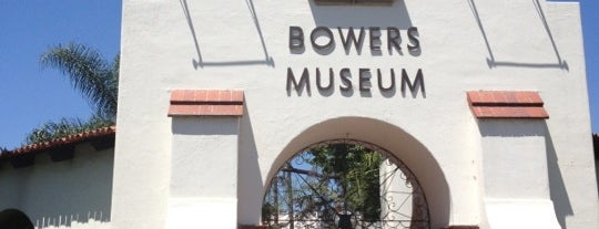 Bowers Museum is one of San Francisco To Do List.