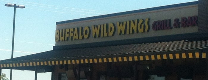 Buffalo Wild Wings is one of Best places in Ames.