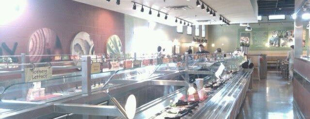 Sweet Tomatoes is one of Dallas Restaurants List#1.