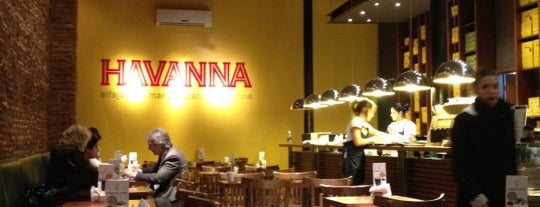 Havanna is one of Paris.