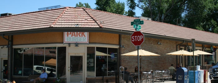 Park Burger is one of Denver.