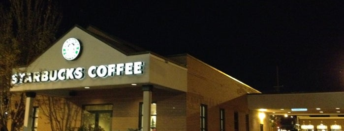 Starbucks is one of Boise.
