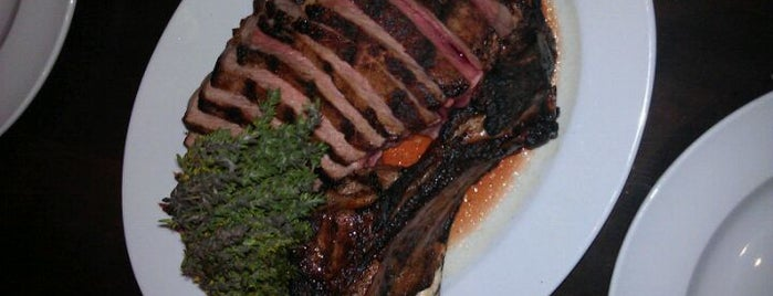 The Strand Bistro is one of NYC Restaurant Week Uptown.