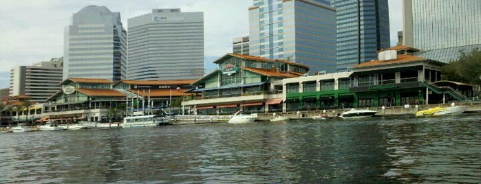 The Jacksonville Landing is one of Hoiberg's Favorite Places in JAX.