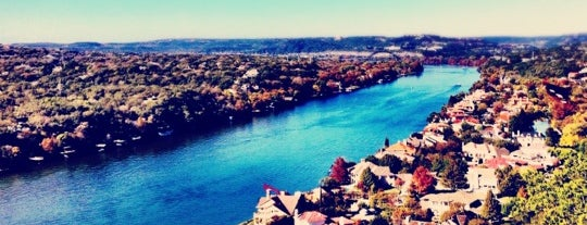 Covert Park At Mt Bonnell Is One Of The 15 Best Places For Sunsets In