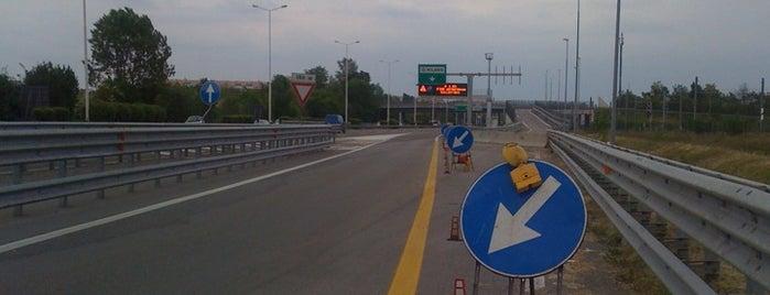 Area di Servizio Cantalupa Ovest is one of A7 Milano-Genova.