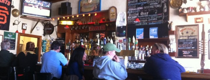 The Pig and Whistle is one of SF Dining.