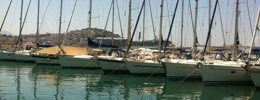 Setur Kuşadası Marina is one of İzmiri tanıyalım :) mı :).