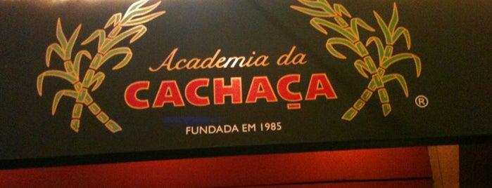 Academia da Cachaça is one of Restaurant Week 2013 - Rio de Janeiro.