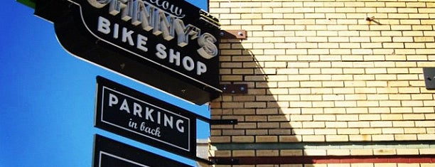 Mellow Johnny's is one of Austin 2014.