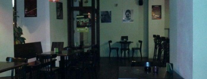 Bendy's bar is one of Noční život.