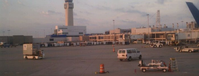 Cleveland Hopkins International Airport (CLE) is one of World Airports.