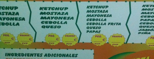Hamburgueseria Multinay is one of Tenerife: zumerias y cafeterias..