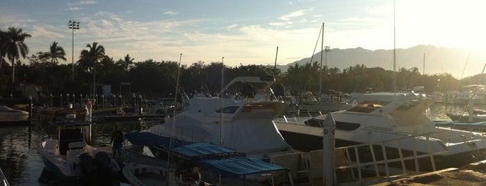 Opequimar Club de Yates is one of Puerto Vallarta.