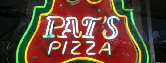 Pat's Pizza is one of Places I Like.