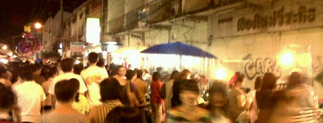 Wualai Saturday Nightmarket is one of Greater Chiang Mai.