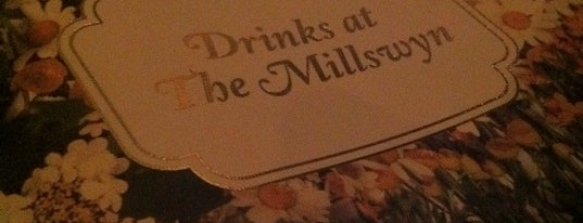 The Millswyn is one of The Best of South Yarra.