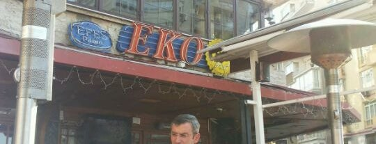 Eko Pub is one of Veni Vidi Vici İzmir 1.