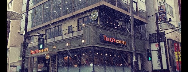 Tully's Coffee is one of Sweets & Coffee.