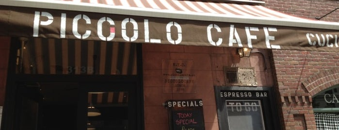 Piccolo Café is one of Are you SURE I'm on the UWS?.